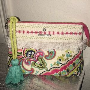 Spartina449 make up bag
